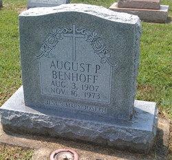 August P Benhoff