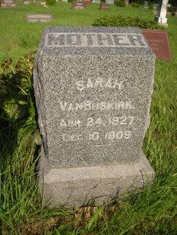 Sarah VanBuskirk