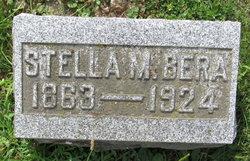 Stella M. <i>Sturgis</i> Bera