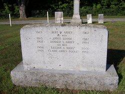 Annis Lucy <i>Isham</i> Abbey