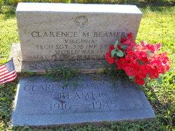 Clarence Marshall Beamer