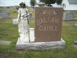 Ballard P Cahill
