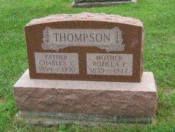 Charles C Thompson