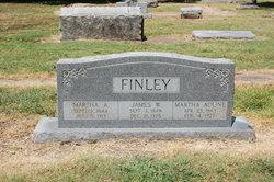 Martha A. Mattie <i>Abels</i> Finley
