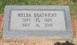 Melba Louise Boatright