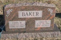 Erma I. <i>Wells</i> Baker