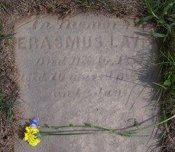 Erasmus Laver