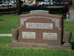 Jeffie Doris <i>Hardy</i> Browning