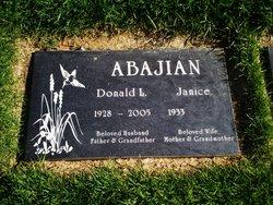 Donald L. Abajian
