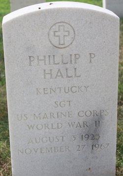 Phillip Priece Hall
