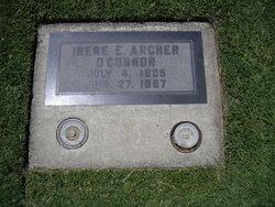 Irene Elizabeth <i>Archer</i> O'Connor