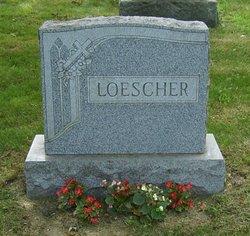 Bertha A. Loescher