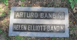 Helen <i>Elliott</i> Bandini