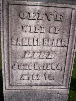 Olive <i>Hinman</i> Blake