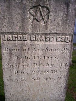 Jacob Chase