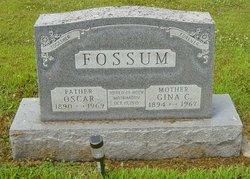 Gina C <i>Lee</i> Fossum