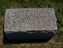 Jackson Williams Hainey
