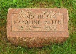Karoline <i>Herren</i> Allen
