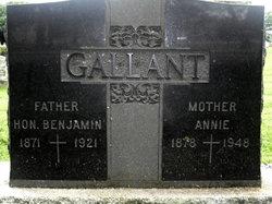 Gertrude <i>Gallant</i> Croteau