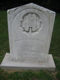 Joseph B Harvey
