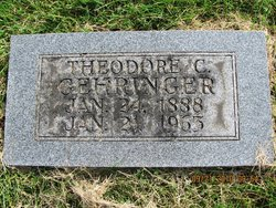 Theodore C. Gehringer
