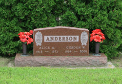 Gordon W Anderson