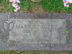Mary Geraldine <i>Mattingly</i> Milby