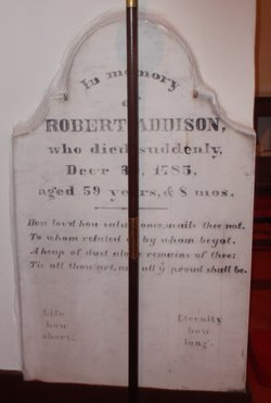 Robert Addison