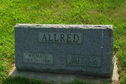 Wilma J Allred