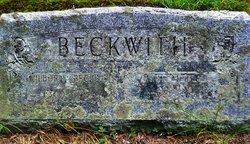 Fannie <i>Merrell</i> Beckwith