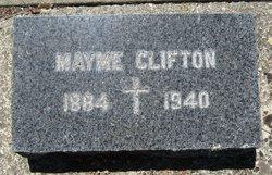 Mary Mayme <i>Walsh</i> Clifton