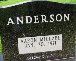 Arron Michael Anderson