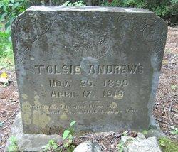 Tolsie Andrews