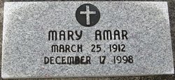 Mary <i>Medeiros</i> Amar