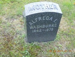 Alfreda E Washburne