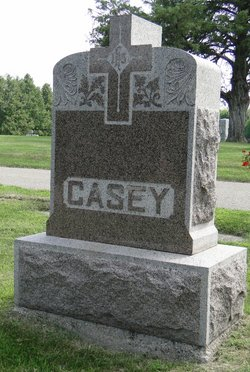 Frances Marie <i>Mahowald</i> Casey