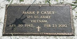 Mark P Casey