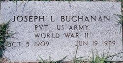 Joseph Lee Buchanan