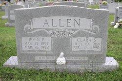 Clara Belle <i>Stevens</i> Allen
