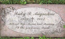 Ruby R Augustine
