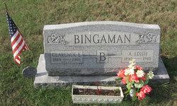 A. Edith Bingaman