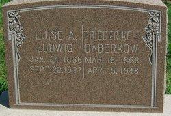 Friederike E <i>?</i> Daberkow
