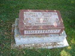 Gladys Eileen <i>Baechler</i> Breithaupt
