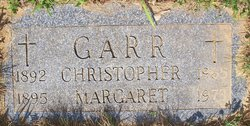 Christopher Joseph Garr