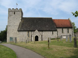 St Nicolas Churchyard