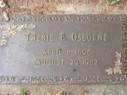 Thenie <i>Bailey</i> Osborne