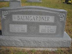 Bernice Lucille <i>Summers</i> Baumgardner