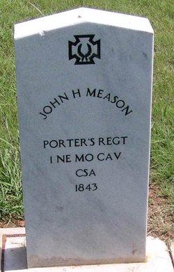 John Henry Meason