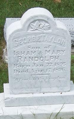 George Taylor Randolph