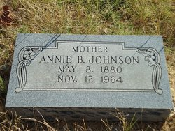 Annie Belle <i>Crow</i> Johnson